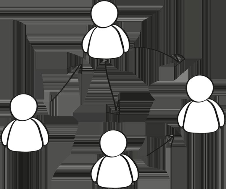 شبکهی انسانی